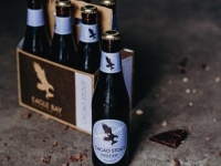 Eagle Bay Brewing Co - Beers Cacao Stout
